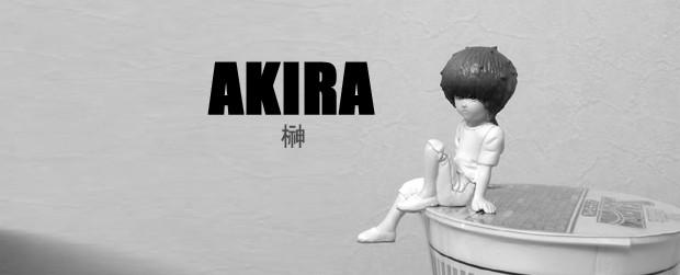 AKIRA 榊フィギュア